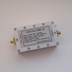 LNA 23cm EME