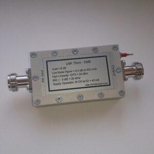 LNA 70 cm SAV-541 appearance