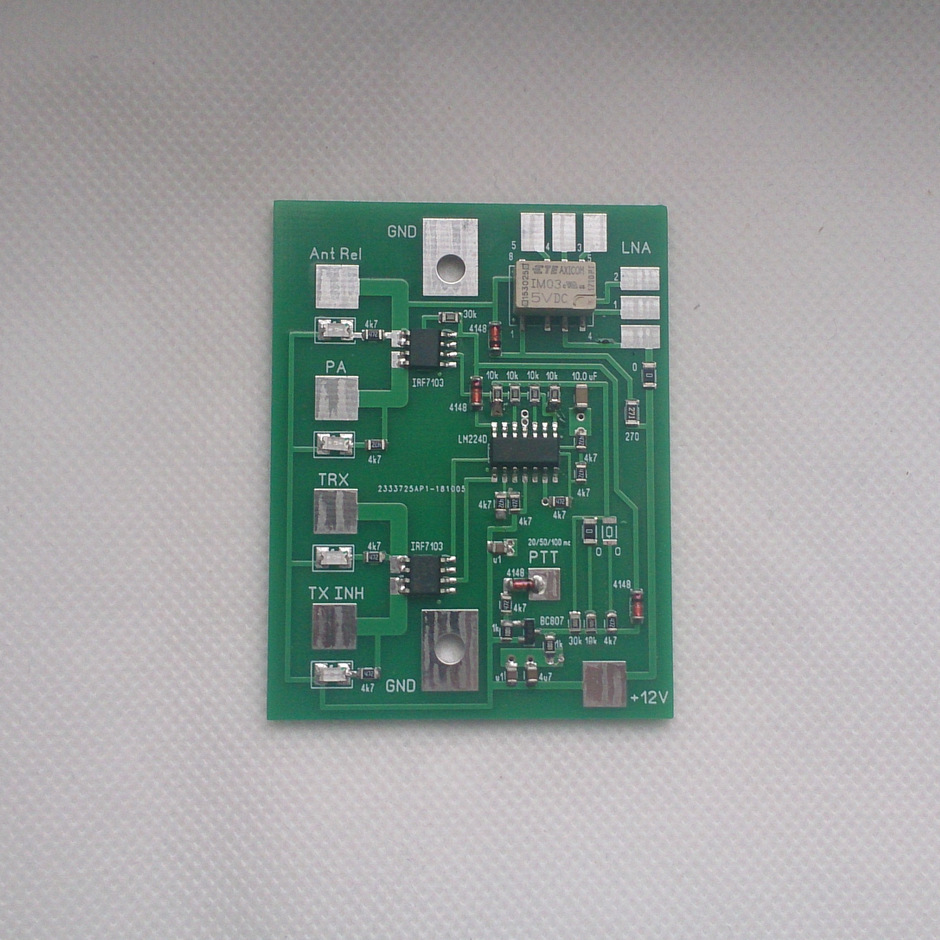 Sequencer PCB latest