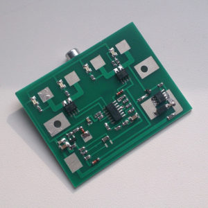 Sequencer PCB