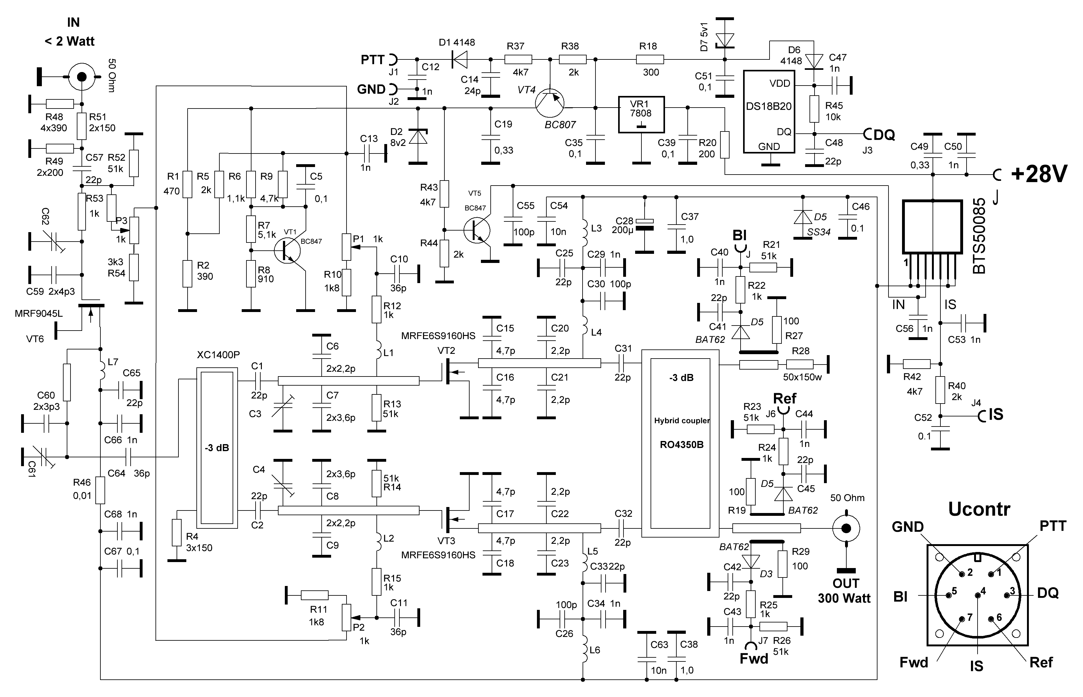 PA-23cm-2W-IN-300W-OUT-pallet schematics from 2020-05-18